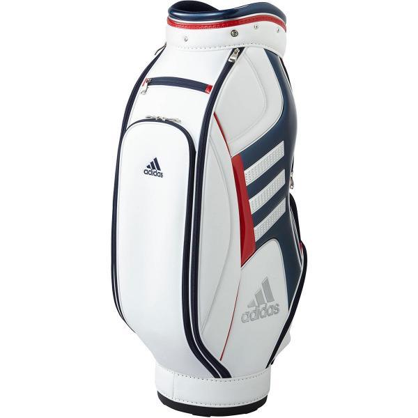 アディダス Adidas ピュアメタルキャディバッグ 2 AWT81