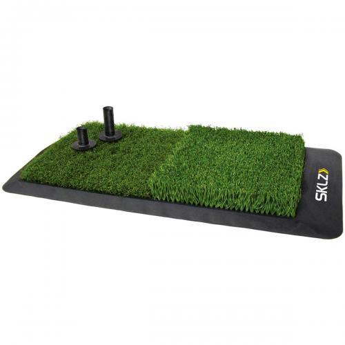 スキルズ SKLZ ゴルフ 練習マット ロンチパッド SKL000536 幅約30.5×長さ約59.7cm グリーン