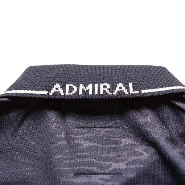 アドミラル Admiral CAMOエンボス 半袖ポロシャツ ADLA763 レディス