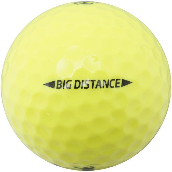 ブリヂストン Reygrandeレイグランデ ビッグディスタンス ボール ボーナスパック 15個入り 15個入り オレンジ