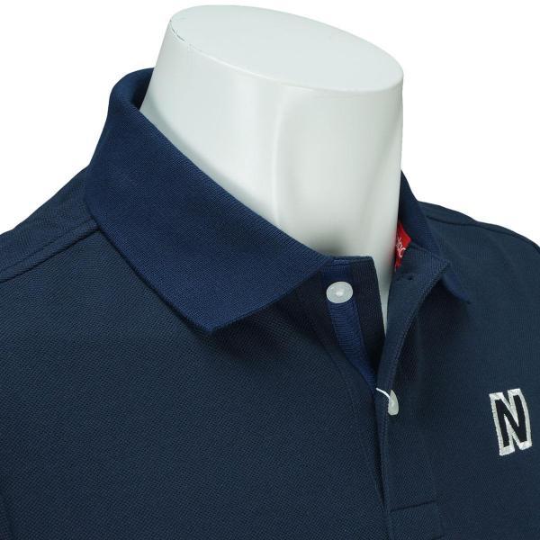 ニューバランス New Balance METRO 半袖鹿の子ポロシャツ
