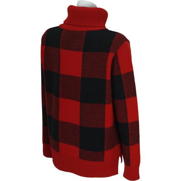 マンシングウェア Munsingwear タートルネックセーター GWLK424 レディス