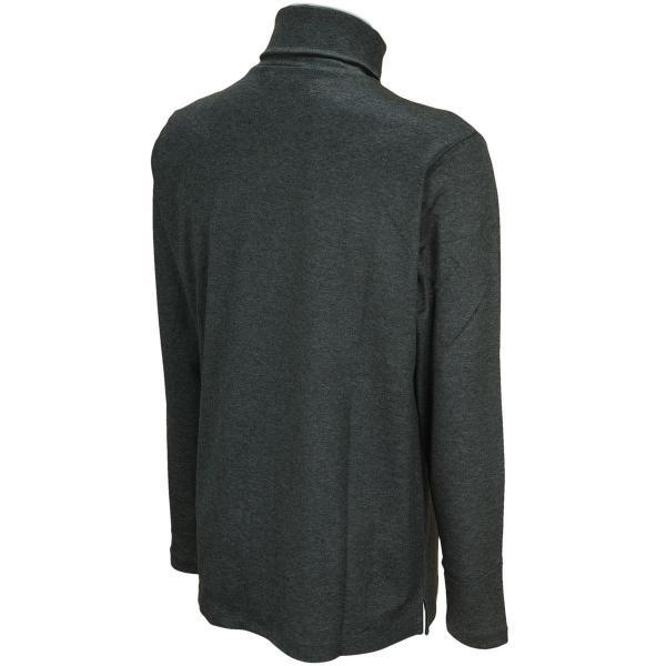 マンシングウェア Munsingwear 長袖ニットシャツ GWMK105