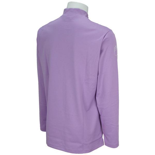 マンシングウェア Munsingwear ストレッチ長袖ニットシャツ JWMK111