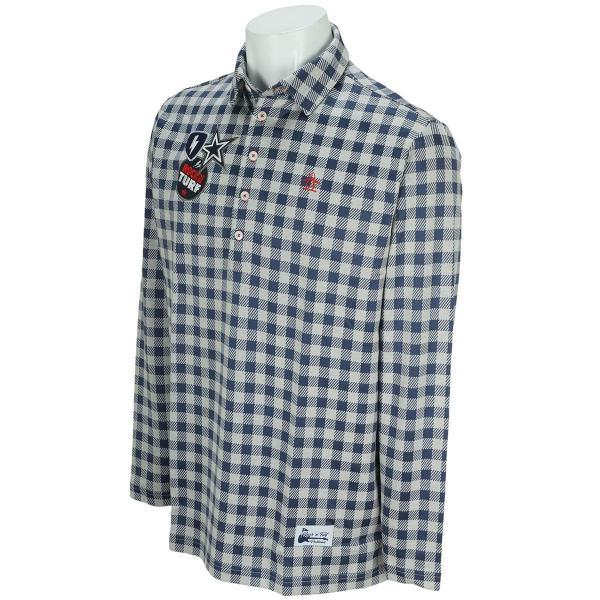 マンシングウェア Munsingwear 長袖ニットポロシャツ JWMK115