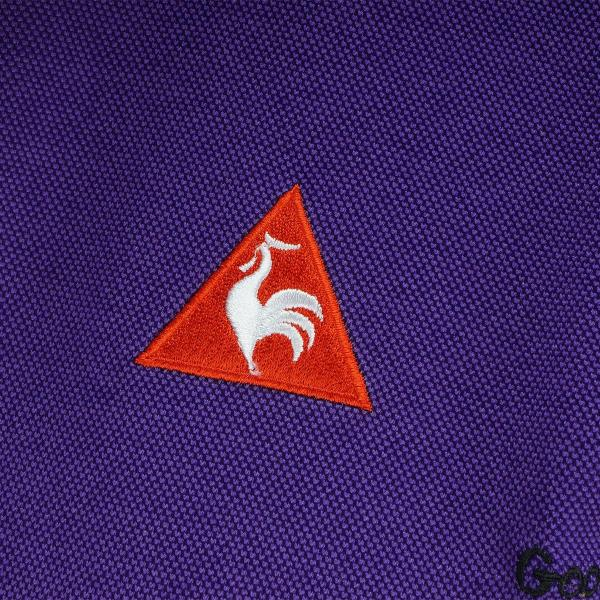 ルコックゴルフ Le coq sportif GOLF 半袖ニットポロシャツ QGL2668 レディス