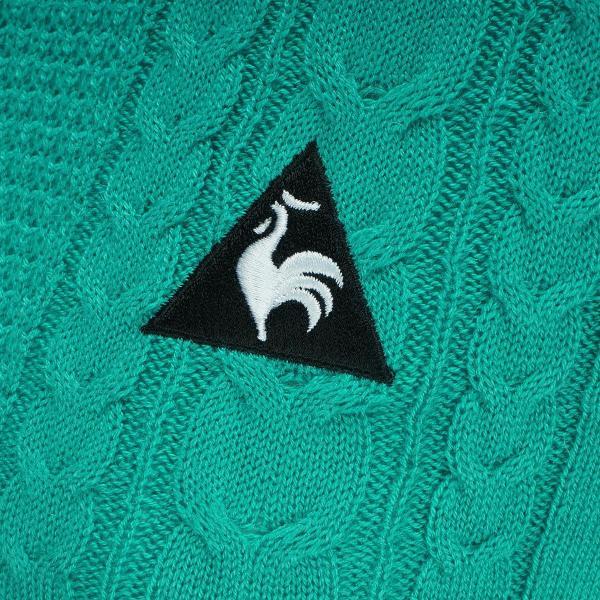 ルコックゴルフ Le coq sportif GOLF タートルネックセーター QGL4173 レディス