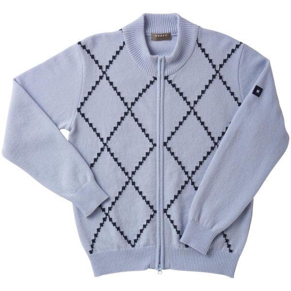 オノフ ONOFF ジップセーター OLE102
