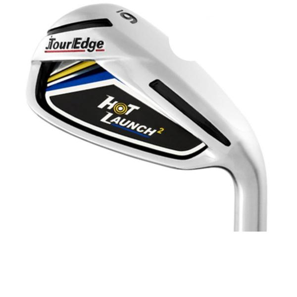 ツアーエッジ Tour Edge HOT LAUNCH2 アイアン(5本セット) UST MAMIYA FOR TOUR EDGE シャフト:UST mamiya FOR TOUR EDGE