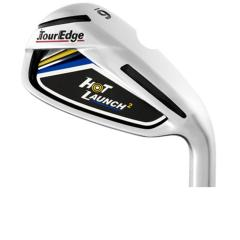ツアーエッジ Tour EdgeHOT LAUNCH2 アイアン(5本セット) UST MAMIYA FOR TOUR EDGE シャフト:UST mamiya FOR TOUR EDGE S