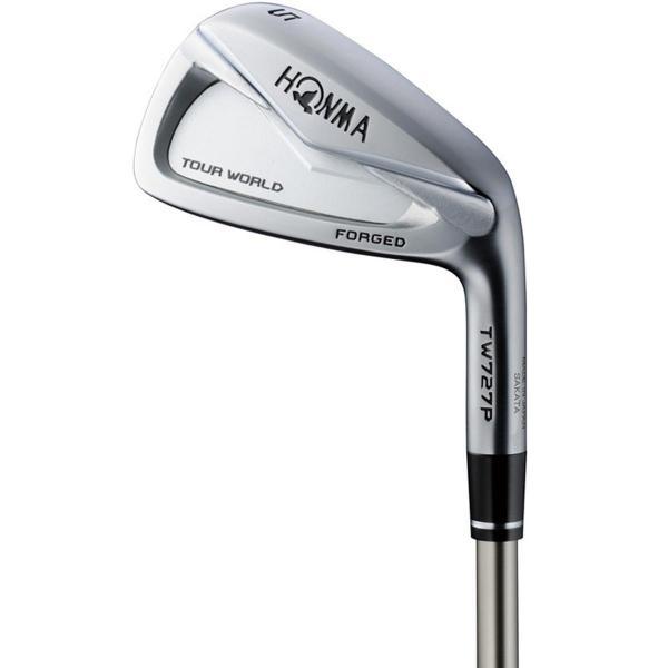 本間ゴルフ TOUR WORLD TW727P アイアン(8本セット) N.S.PRO 850GH シャフト:N.S.PRO 850GH