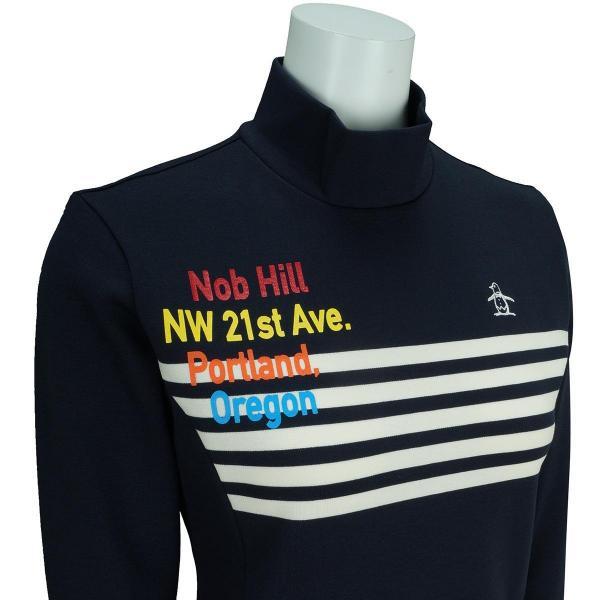 マンシングウェア Munsingwear ストレッチ長袖ニットシャツ JWLK120 レディス