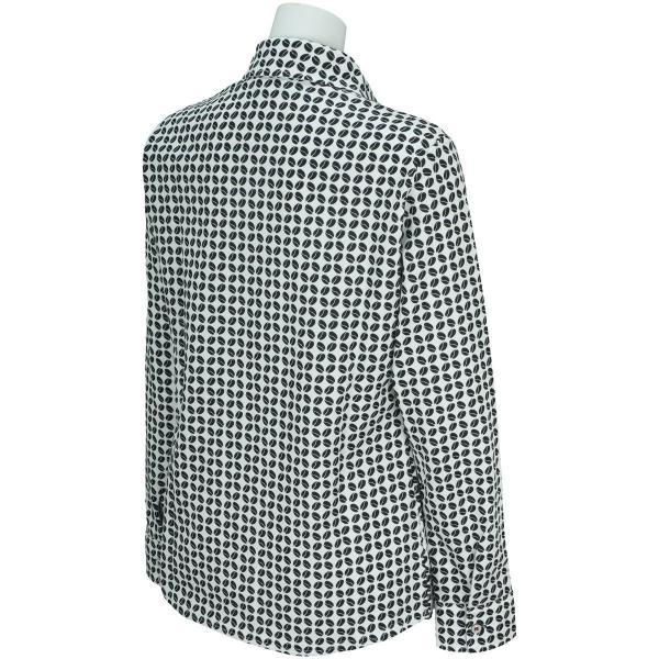 マンシングウェア Munsingwear 長袖ニットシャツ JWLK124 レディス