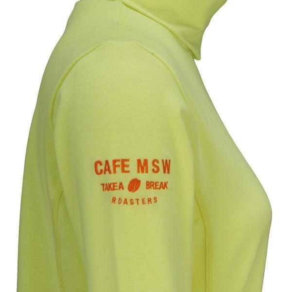 マンシングウェア Munsingwear ストレッチ長袖ニットシャツ JWLK125 レディス