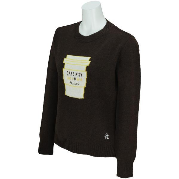 マンシングウェア Munsingwear セーター JWLK442 レディス