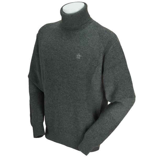 マンシングウェア Munsingwear タートルネックセーター JWMK421