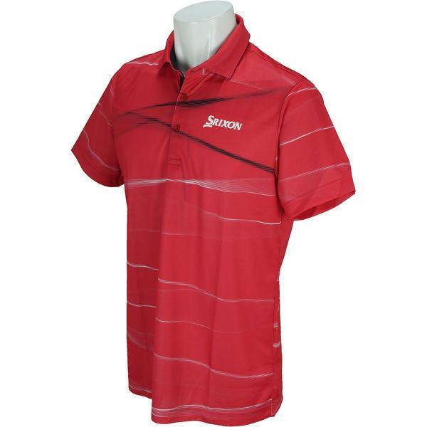 スリクソンゴルフ SRIXON 半袖ポロシャツ SRM1717F