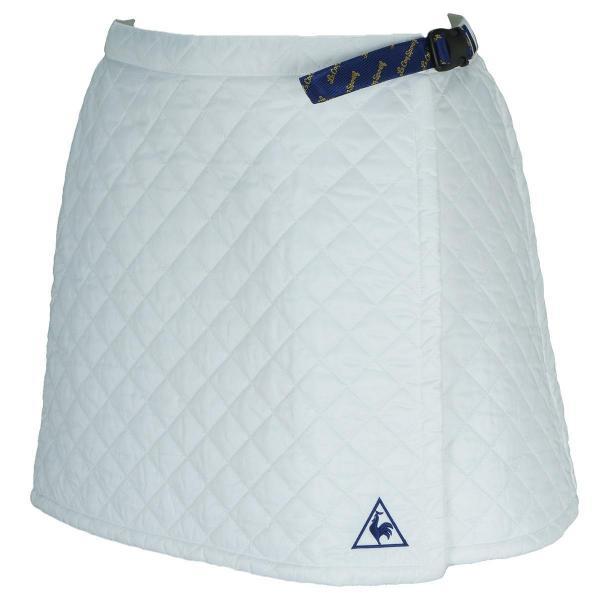ルコックゴルフ Le coq sportif GOLF ウォーム巻きスカート QGL0914 ブラック N151 フリー レディス
