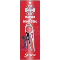 ダンロップ SRIXONヘアピン型グリーンフォーク&マーカー 2点セット