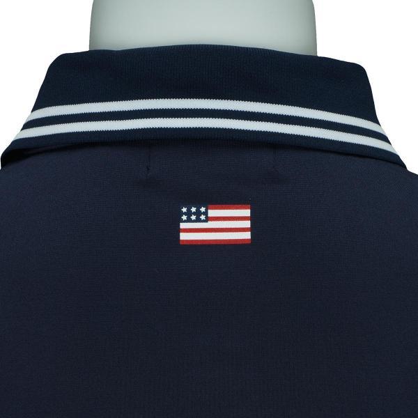 ブリーフィング BRIEFING 半袖ポロシャツ BG1731705