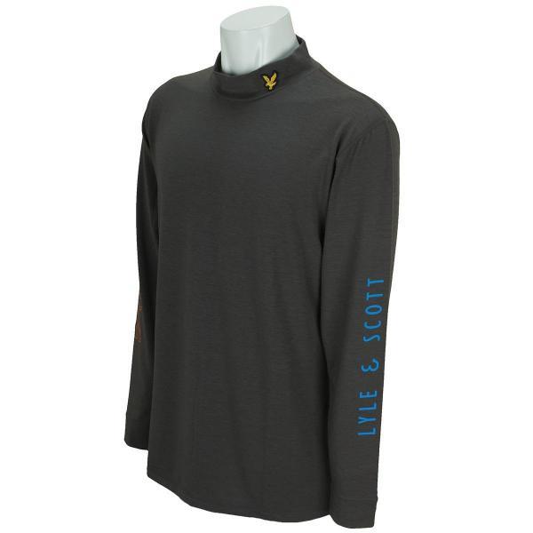 ライル&スコット LYLE & SCOTT 光電子モックネックアンダーシャツ
