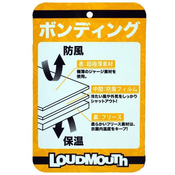 ラウドマウスゴルフ Loud Mouth Golf ストレッチブルゾン