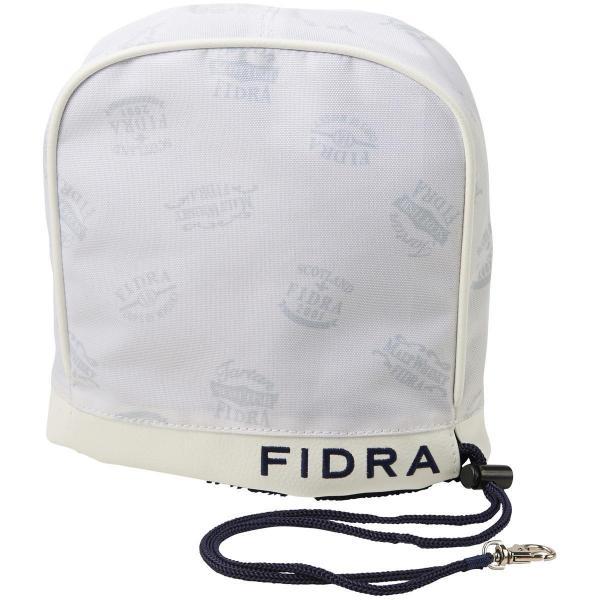 フィドラ FIDRA アイアンカバー ホワイト