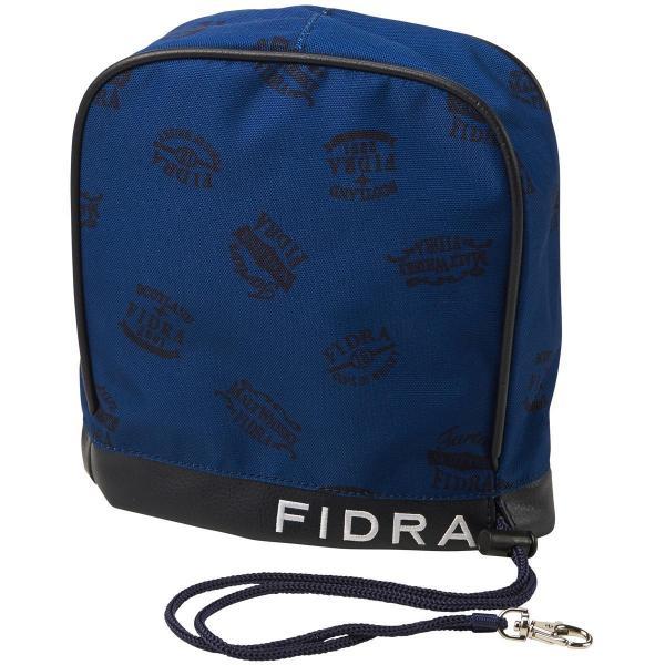 フィドラ FIDRA アイアンカバー ネイビー