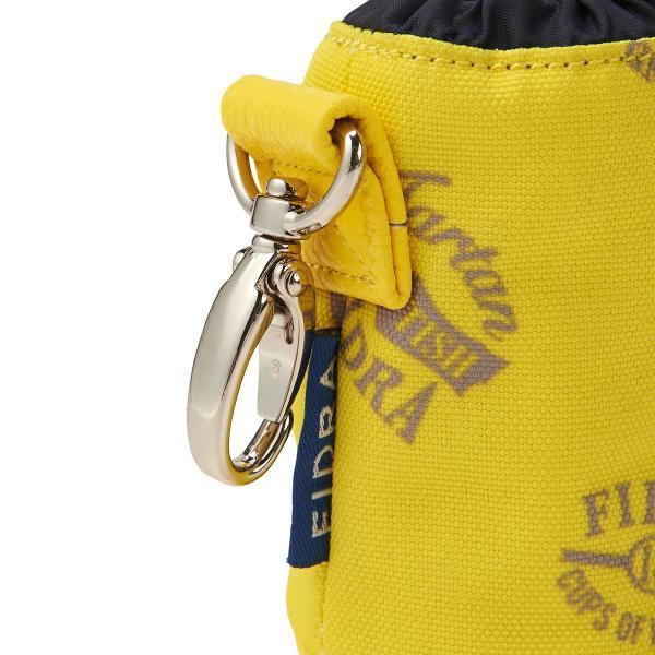 フィドラ FIDRA 総柄プリント入りボールケース