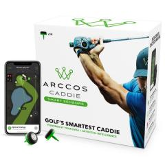 アーコスゴルフ Arccos Golf Arccos 360 ブラック/グリーン