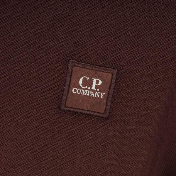 シーピーカンパニー C.P.COMPANY 長袖ポロシャツ
