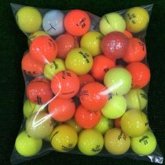 ロストボール Lost Ball ブランド混合 カラー ロストボール 50個セット 50個入り カラー