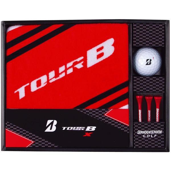 ブリヂストン TOUR B TOURB X ボールギフト イエロー