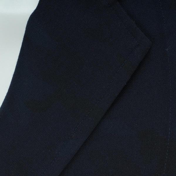 ビーヌーヴォ B.NUOVO カモフラプリント中綿キルトジャケット