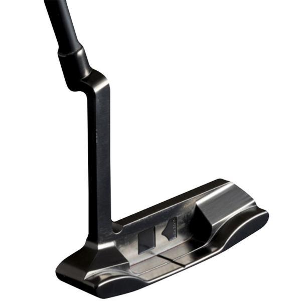 クロノスゴルフ kronosgolf クロノスパター TROMBONE 17 Black シャフト:カーボン(ハード)