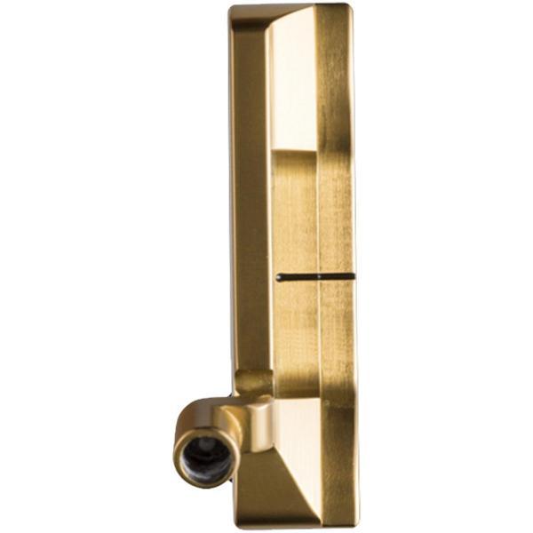 クロノスゴルフ kronosgolf クロノスパター TROMBONE 17 Gold シャフト:カーボン(ハード)