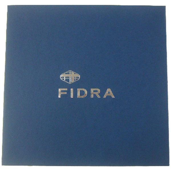 フィドラ FIDRA ロゴベルト フリー グレー