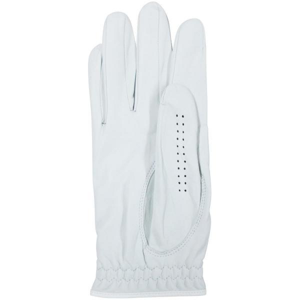 キャスコ KASCO シルキーフィットグローブ レギュラーサイズ レフティ 5枚セット 26cm 右手着用(左利き用) ホワイト