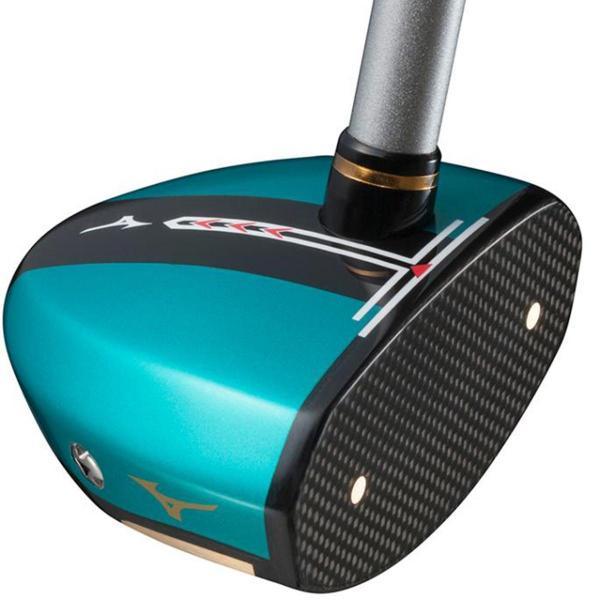 ミズノ MIZUNO パークゴルフクラブ MX-301 長さ:約83cm ターコイズ 24