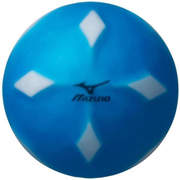 ミズノ MIZUNO クロスショットD パークゴルフボール ブルー 20