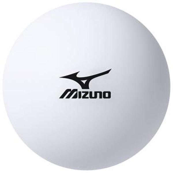 ミズノ MIZUNO パークゴルフボール イエロー 45