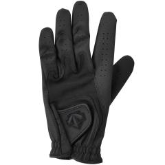 デサントゴルフ DESCENTE GOLFゴルフグローブ S 左手着用(右利き用) ブラックの画像
