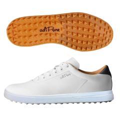 アディダス Adidas アディピュア SPシューズ 28cm ホワイト/ホワイト/グレートゥー