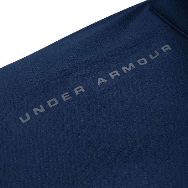 アンダーアーマー Under ArmourUA Threadborne SpringBack 半袖ポロシャツ