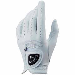 キャロウェイゴルフ Callaway GolfTOUR AUTHENTIC グローブ 25cm 左手着用(右利き用) ホワイトの画像