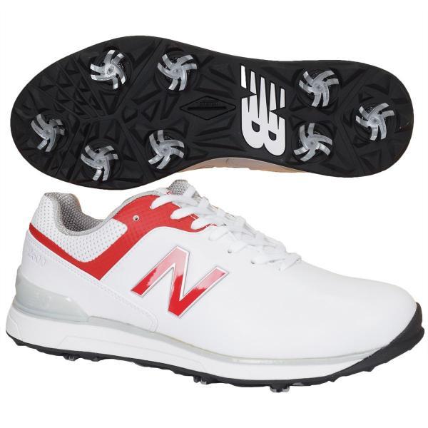 91fe7e85a4a27 LOHACO - ニューバランス New Balanceゴルフ シューズ 23cm ホワイト ...