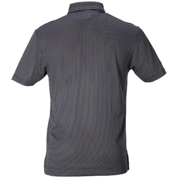 フットジョイ Foot Joyストレッチドット ボタンダウン半袖ポロシャツ