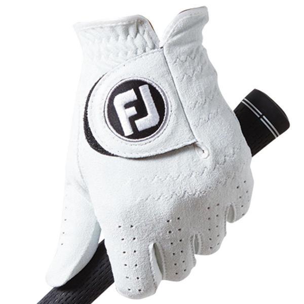 フットジョイ Foot Joy ナノロックネオ グローブ 24cm 左手着用(右利き用) ホワイト