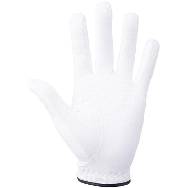 フットジョイ Foot Joy ナノロックテック グローブ 23cm 左手着用(右利き用) ホワイト