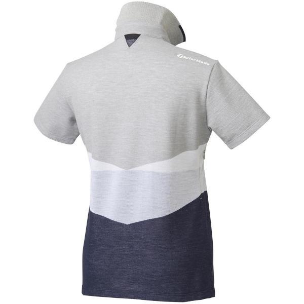 テーラーメイド Taylor Madeベンチレーション 半袖ポロシャツ レディス